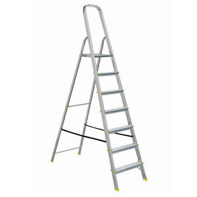 Drabest ALD7 Professional Step Ladder 7 Tread EN131