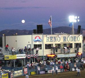 Reno Rodeo, Nevada, NV