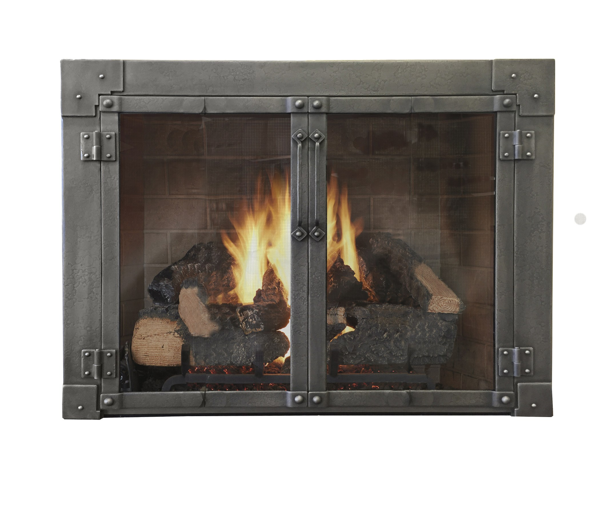 Design Specialties Milwaukee Forge Newtown Fireplace Shop