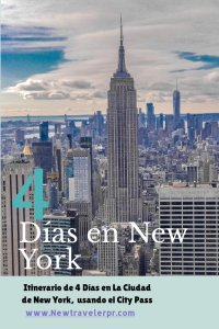 4 Días en New York