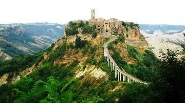Civita di Bagnoregio quarta meta turistica nazionale per