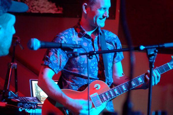 Tim Wheeler NYC Live Nublu