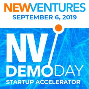 New Ventures Demo Day 2019 logo
