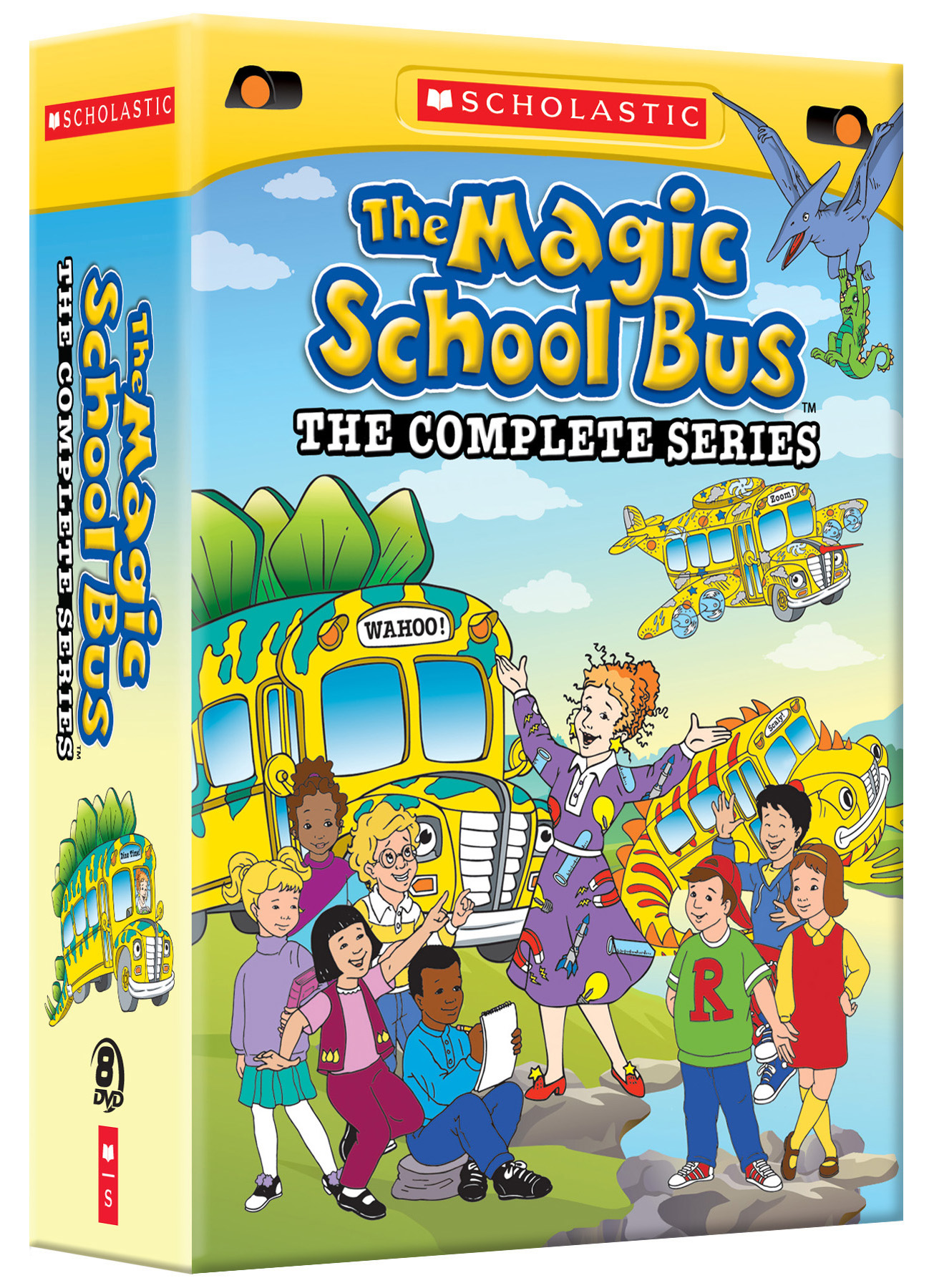 The Magic School Bus The Complete Series  Scholastic