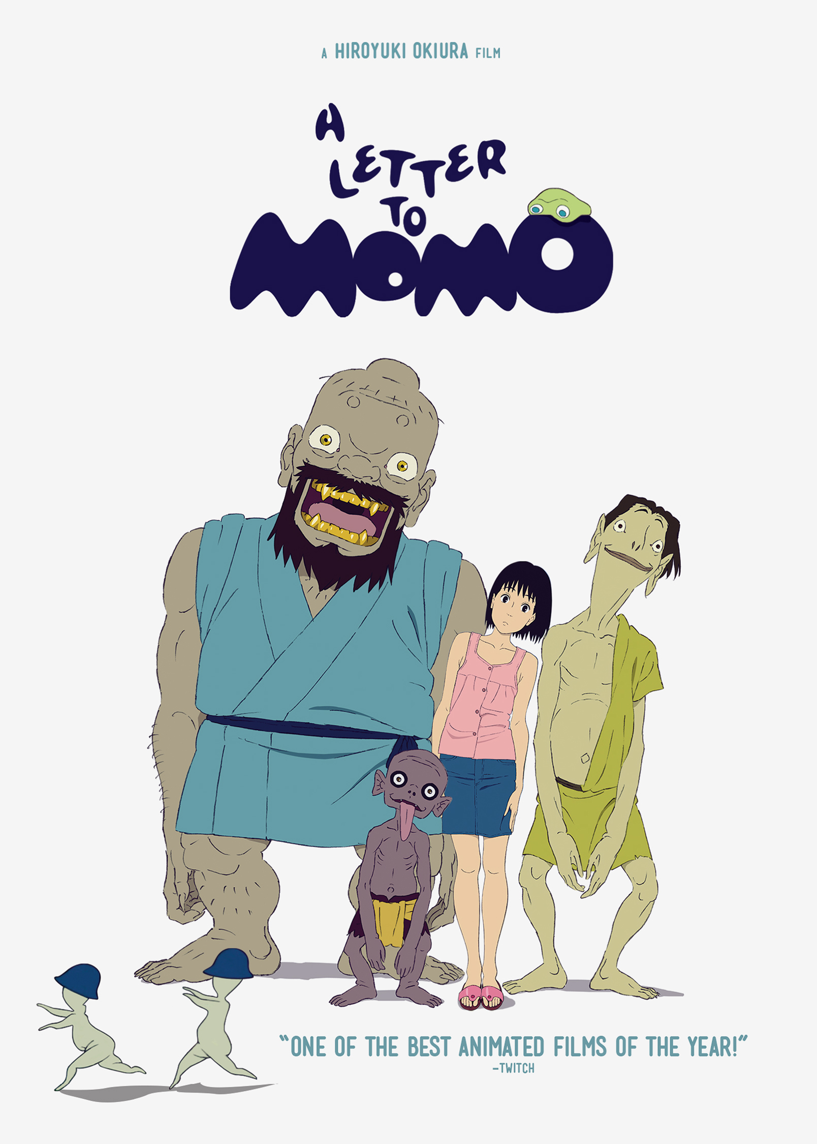 A Letter to Momo  GKids  Cinedigm Entertainment