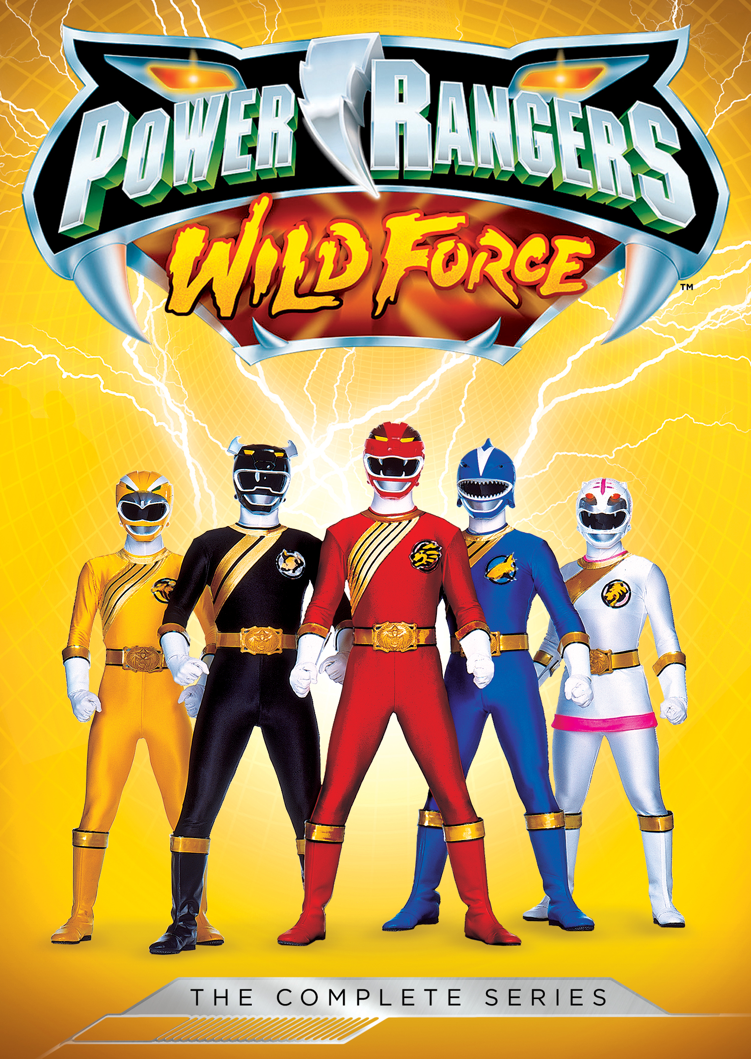 Power Rangers Wild Force The Complete Series  Shout