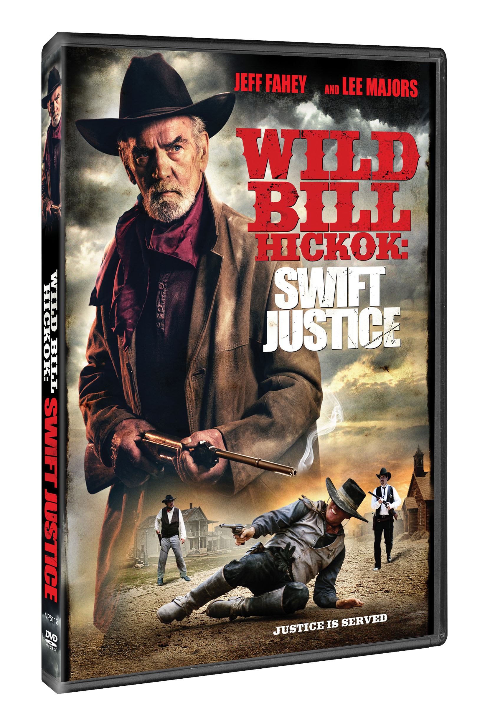 Wild Bill Hickock Swift Justice  NAMP Entertainment