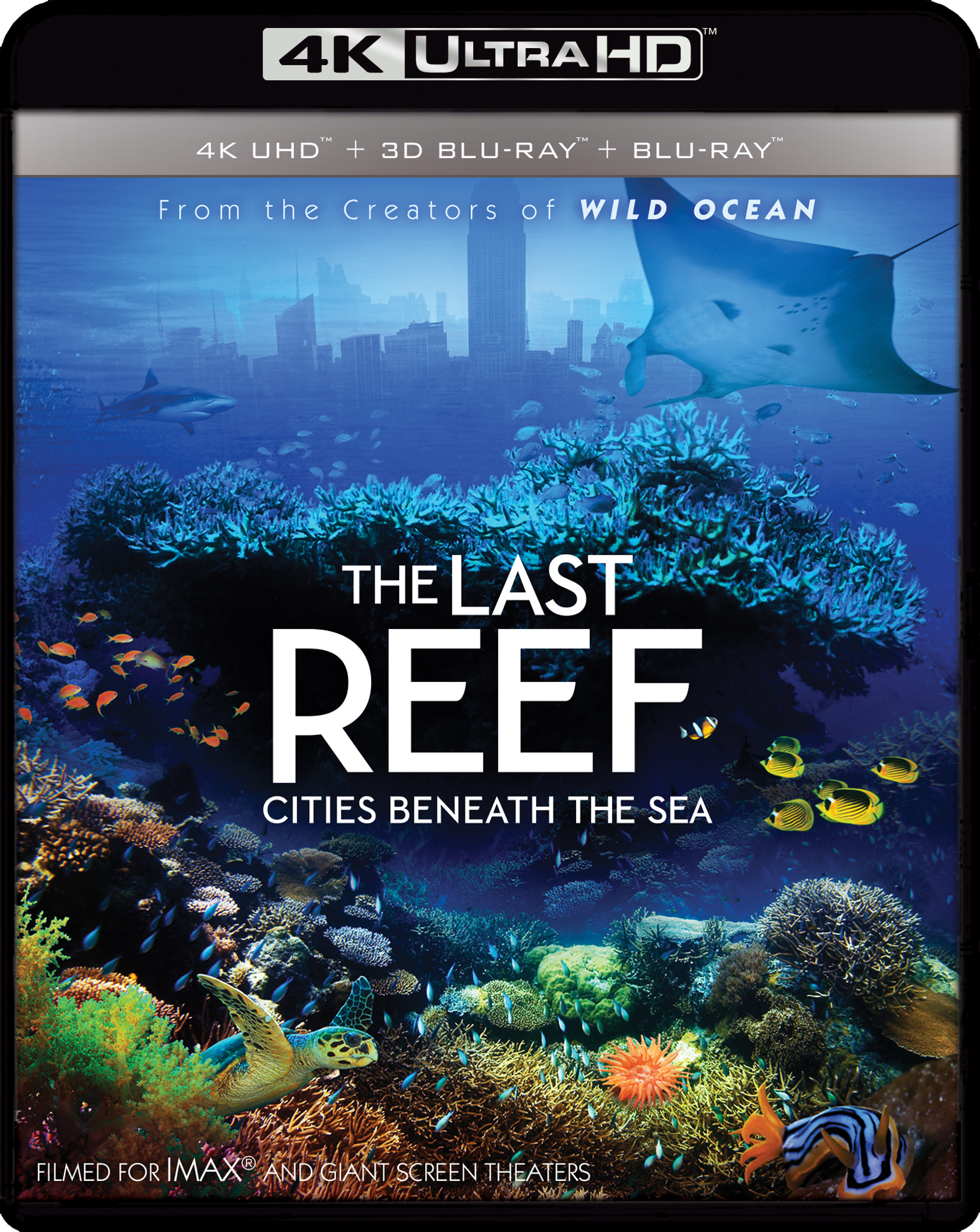IMAX The Last Reef Cities Beneath the Sea BD  Dig