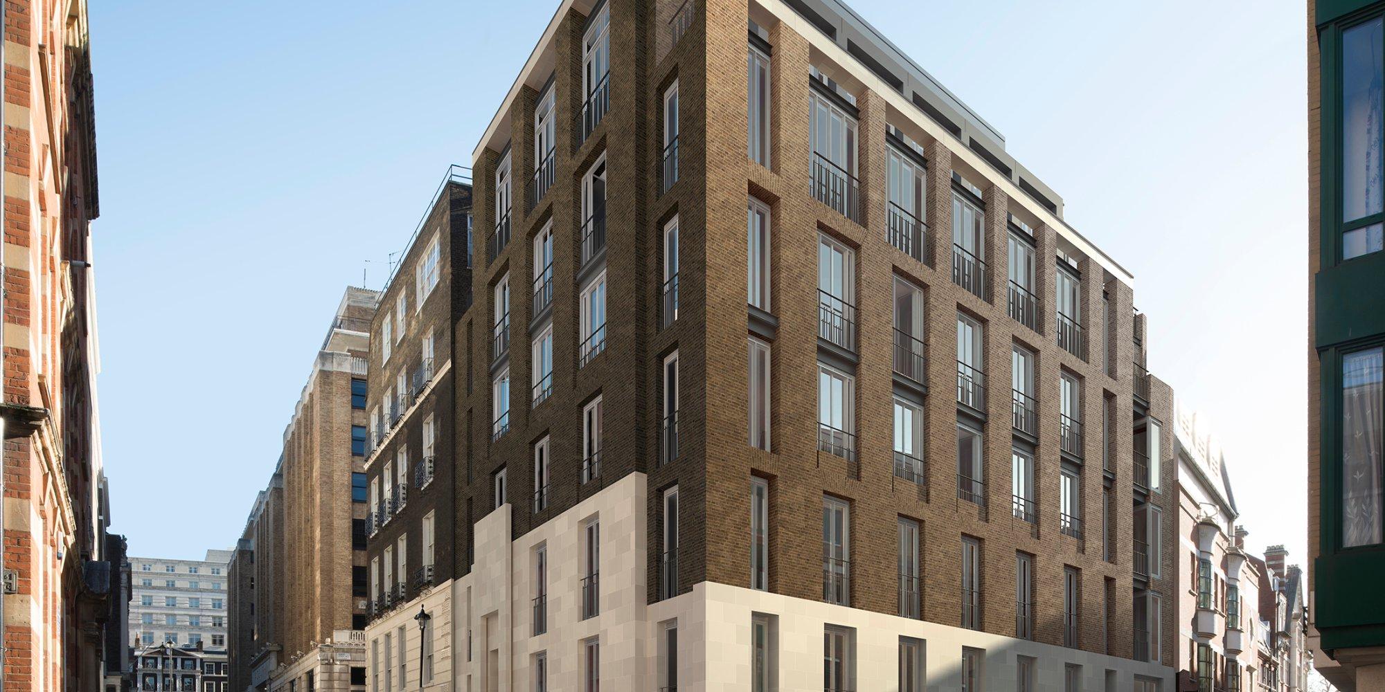 Luxury Multi Dwelling Apartments London