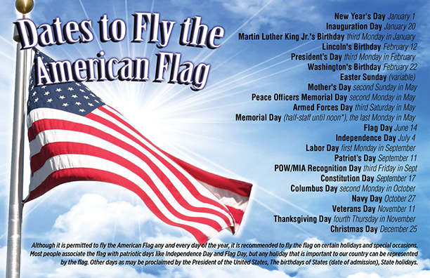 Flag Day Postcards Days To Fly The Flag Holiday Themed