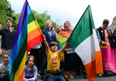 ecdaceb2556c Dublin LGBTQ Pride Festival Provides An Example of Family Inclusiveness to  Church Leaders