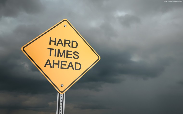 Image result for hard times