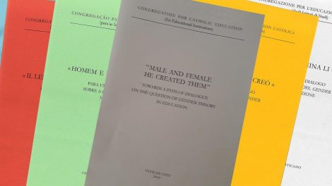 Image result for 'Male and Female He Created Them'