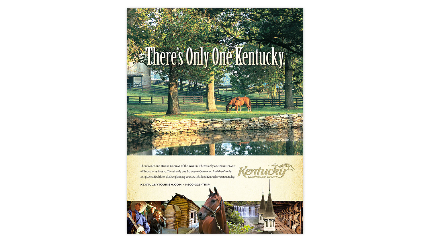Kentucky Tourism There's Only One