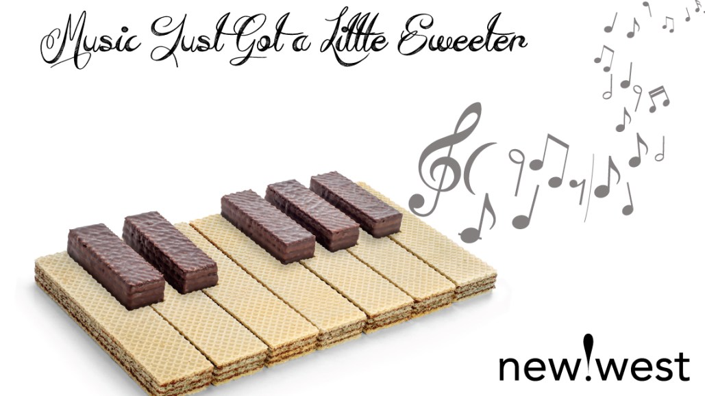 Music Just Got A Little Sweeter