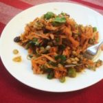 Hearty Carrot Lentil Salad