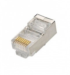 modular plug 8p8c for stranded wire shielded cat 5e [ 1280 x 1024 Pixel ]