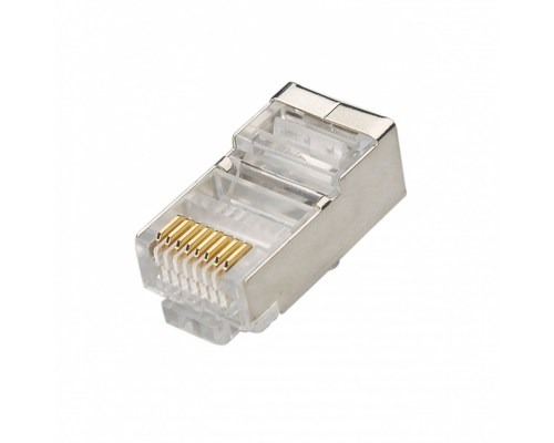 small resolution of modular plug 8p8c for stranded wire shielded cat 5e