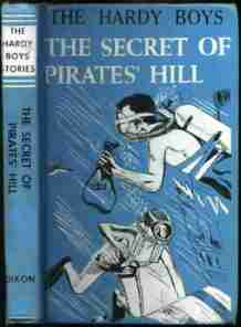 Image result for hardy boys pirates