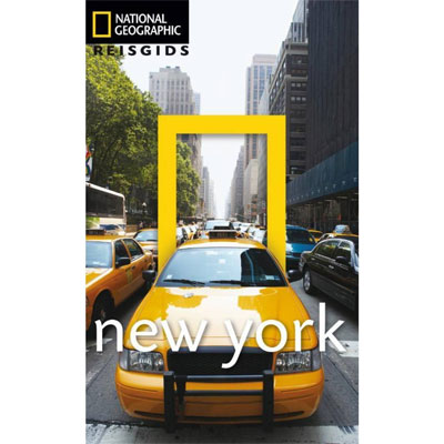 National Geographic reisgids New York