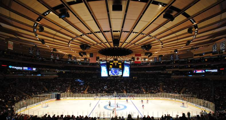 Madison Square Garden | What's Nearby | New York By Rail