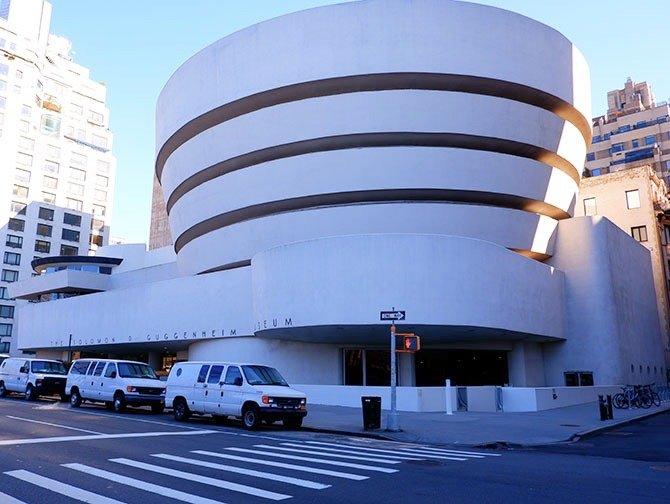 Musée Guggenheim New York - NewYorkCity.fr ▷ Dès 24 €