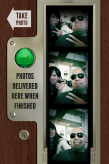 IncrediBooth review - is this iPhone 4 app like the vintage