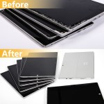 before and after microsoft screen replacement service in nyc