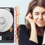 Hard drive noises and meanings
