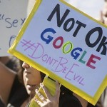 sexual harassment google walkout