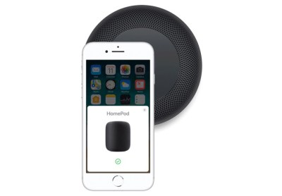 Homepod setup instructions