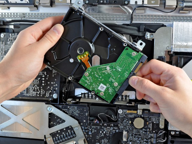 Should I upgrade my iMac's hard drive?