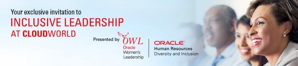 Leadership at CloudWorld
