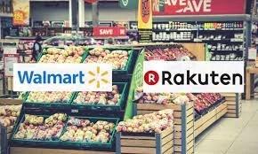 Walmart and Rakuten