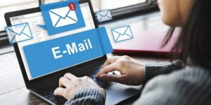 Referral emails