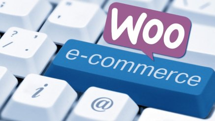 Create a woo-commerce website