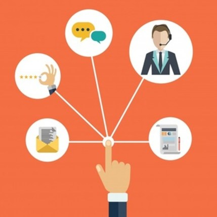 E-commerce networks