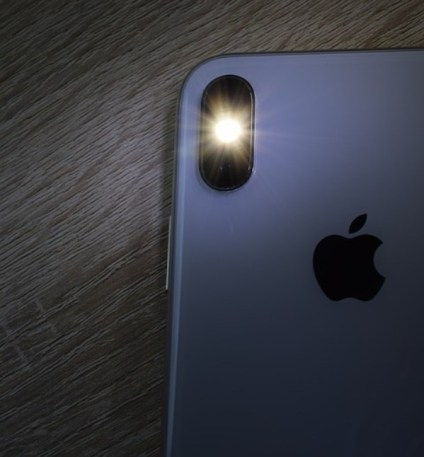 The new iphone from apple