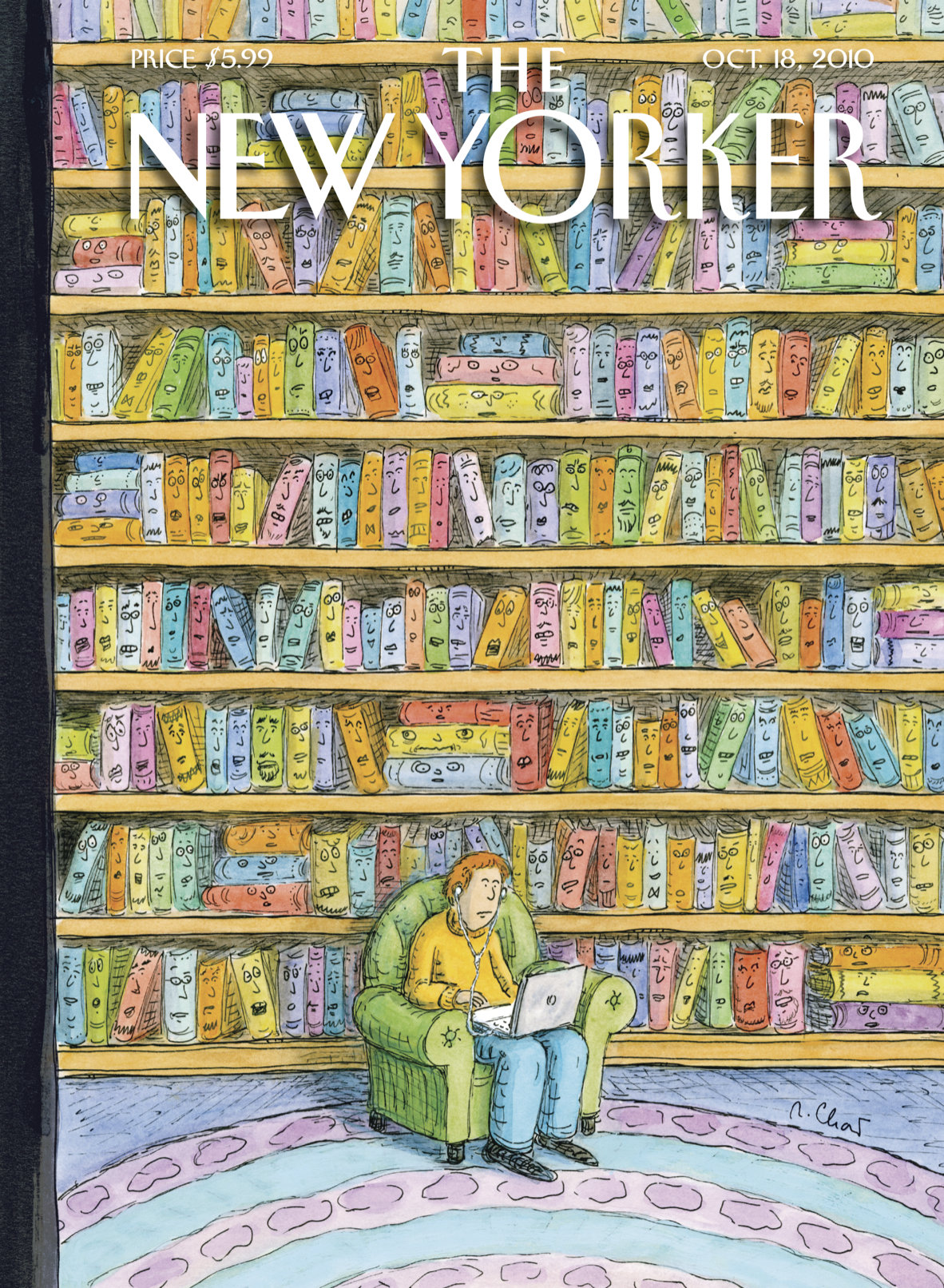 20101018  The New Yorker