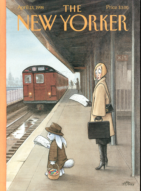 Easter Covers  The New Yorker