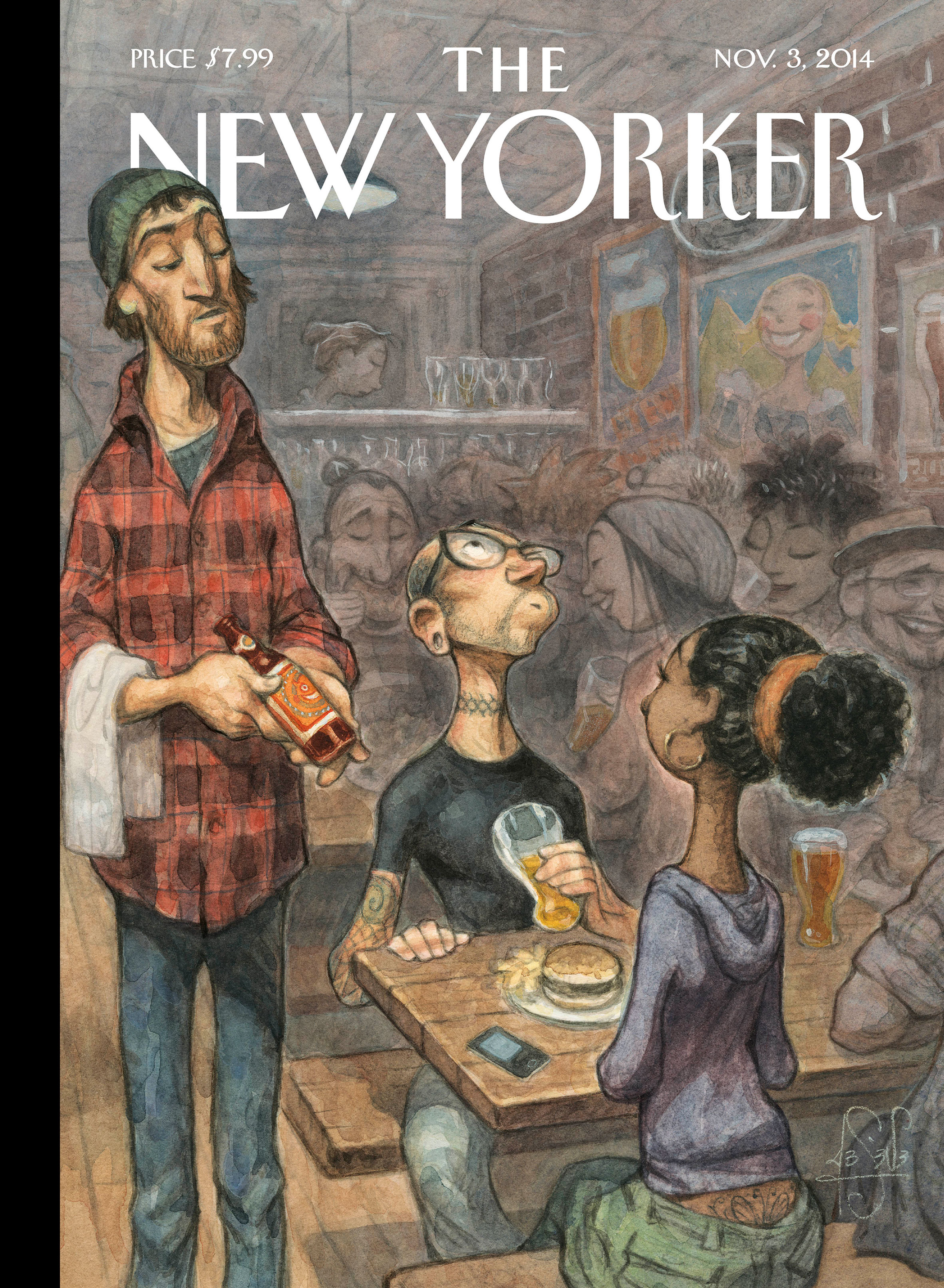 20141103  The New Yorker