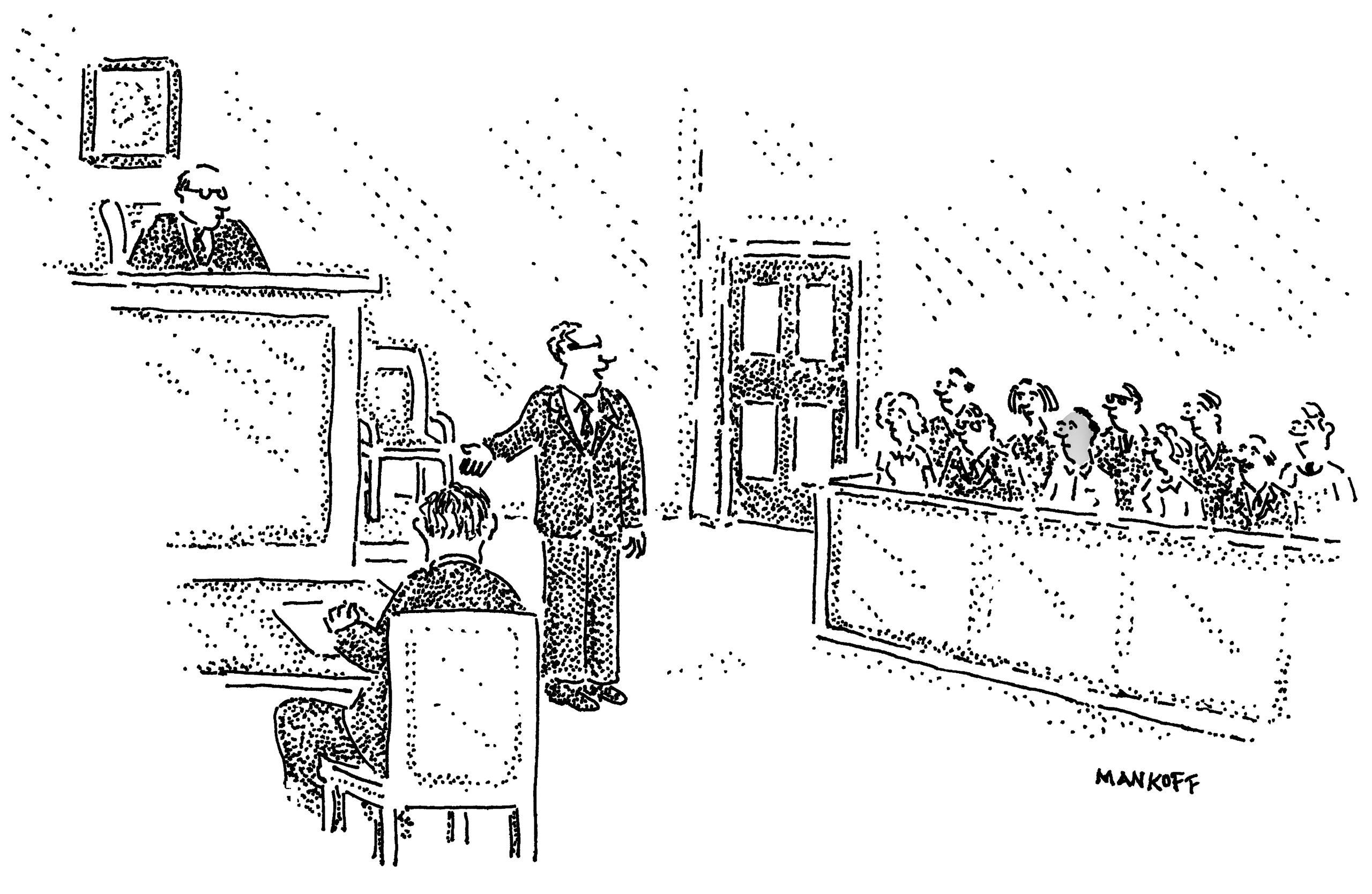 Slide Show New Yorker Cartoons March 30