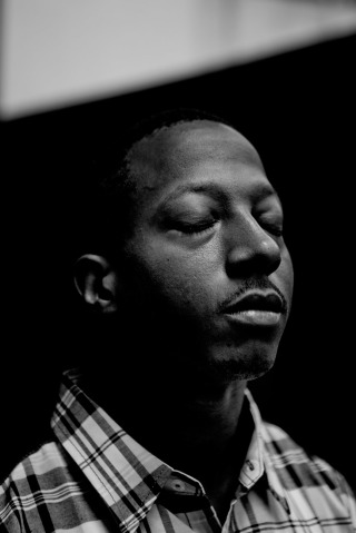 Kalief Browder, in July, 2014.