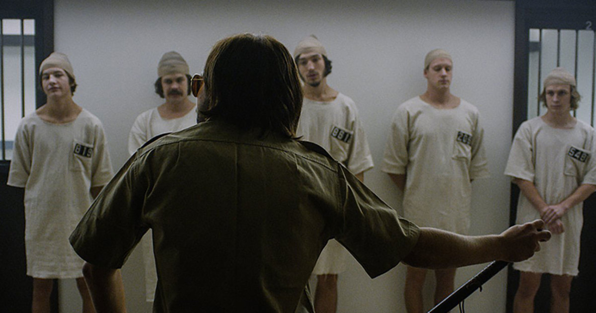 Image result for stanford prison experiment movie 2016