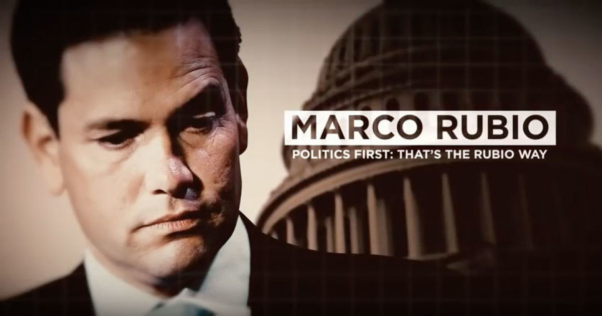 Image result for recent photos of marco rubio
