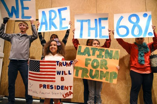 Image result for mexicans love trump