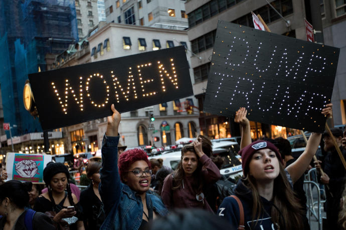 The upcoming Women's March on Washington has produced fracture as well as inspiration—but that's precisely why it feels so vital.