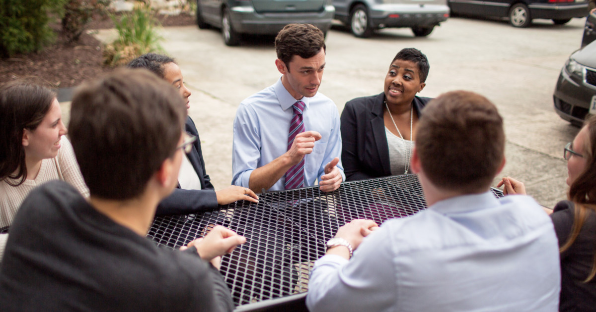Image result for photos of jon ossoff