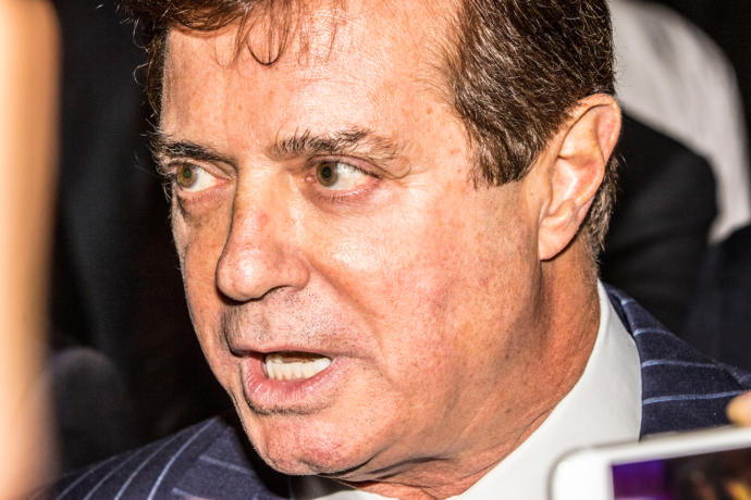 A stray news tip led to the discovery that Paul Manafort, Donald Trump's former campaign chairman, owns a brownstone in Carroll Gardens, Brooklyn.