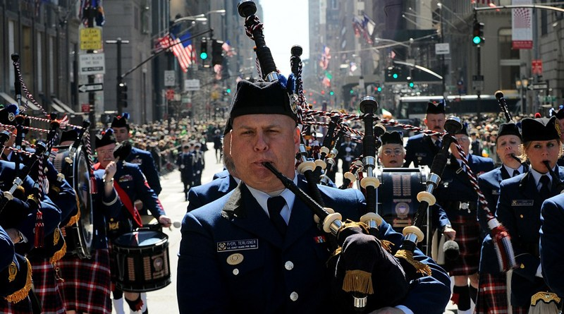 st patricks day parade nyc